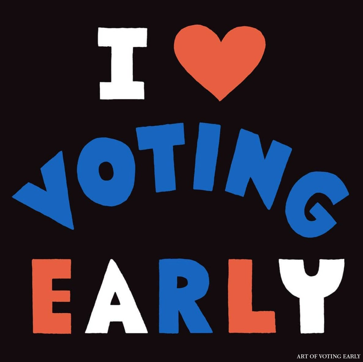 Tomorrow is the first-ever @VoteEarlyDay. Its a great time to go vote early, return your mail-in ballot, or make a plan for how youll vote as early as you can. Go to VoteEarlyDay.org to learn about the options in your state, and tell a friend. #VoteEarlyDay