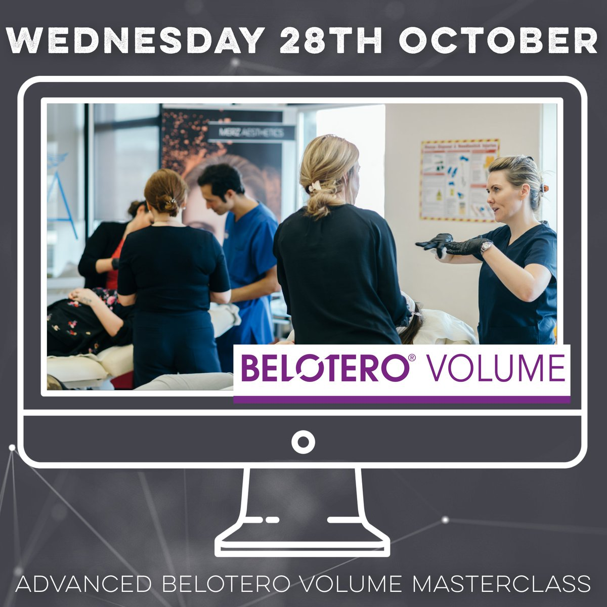 test Twitter Media - ATA Directors Drs Simon & Emma Ravichandran will be presenting an Advanced BELOTERO® Volume  live webinar on Wednesday 28th October as part of the Merz Aesthetics Institute of Advanced Aesthetics Clinical Education Programme To attend the webinar speak to your Merz Representative https://t.co/bdm9iGYNfR