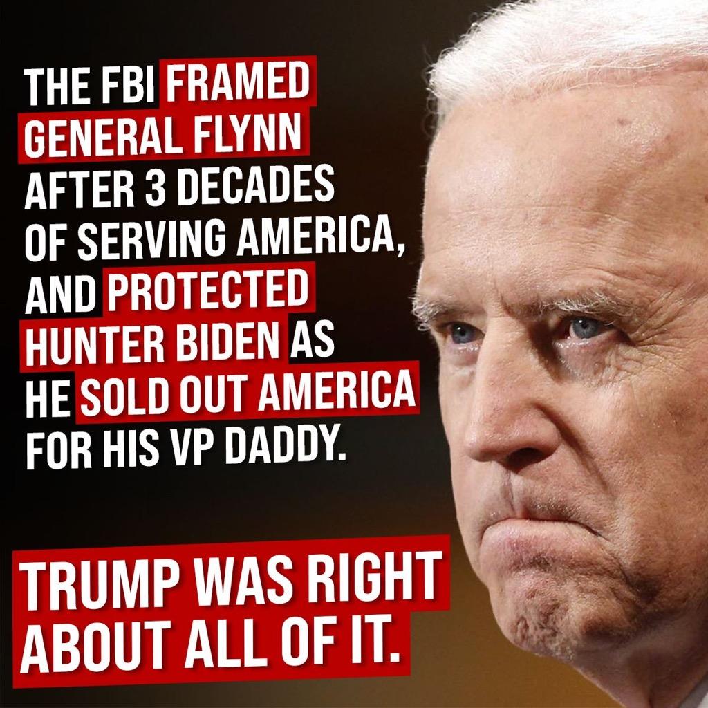 Joe Biden is THE most self-serving, corrupt politician in American politics.