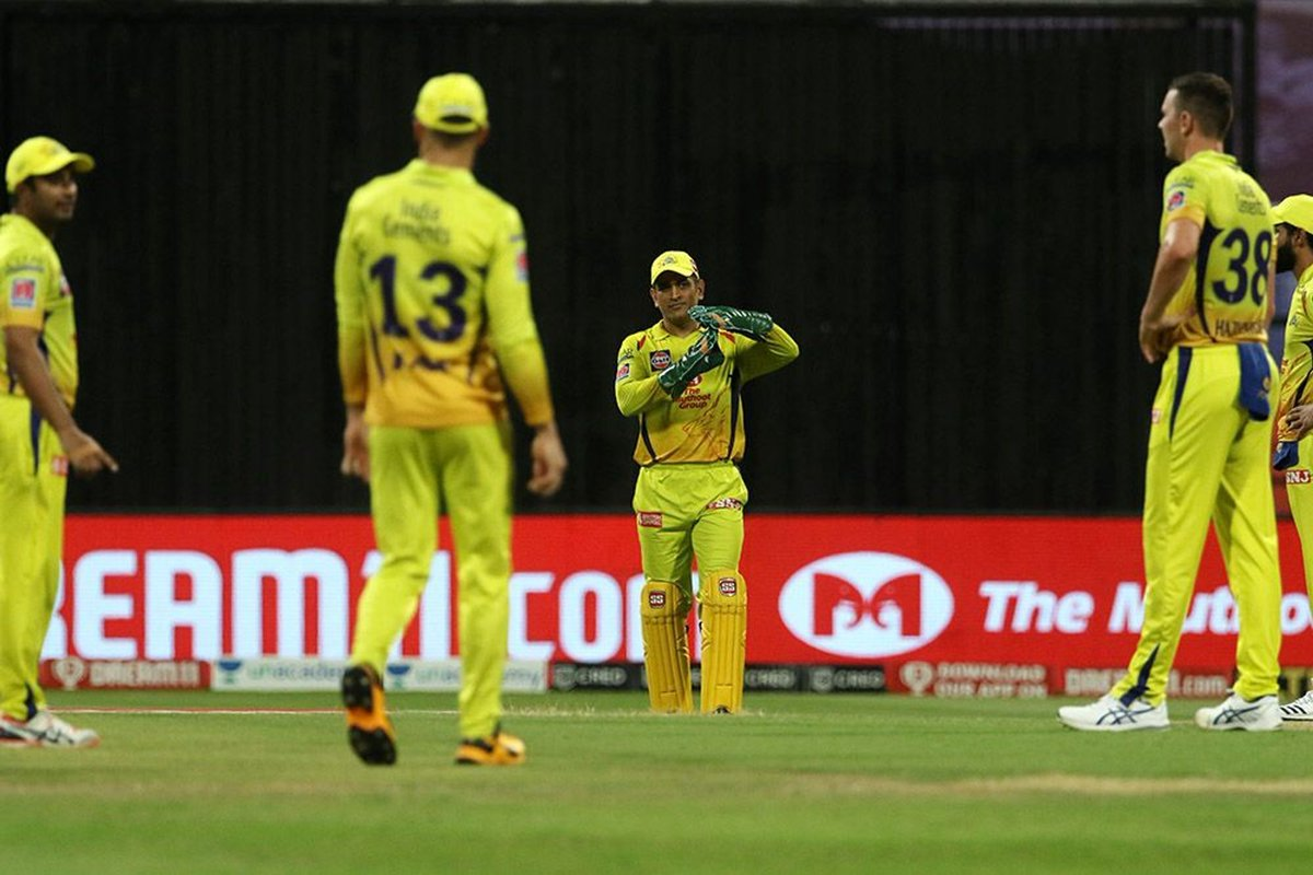 Is it game over for #CSK and #Dhoni? Big test against dominant #MI - Follow live scores of the clash once tagged #IPL's El Clasico #CSKvsMI - https://t.co/kzL7TiFRIQ https://t.co/hqgu7XVmth