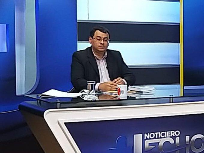 Magistrado TSE: que el arbitro electoral aplique ley por campaña adelantada