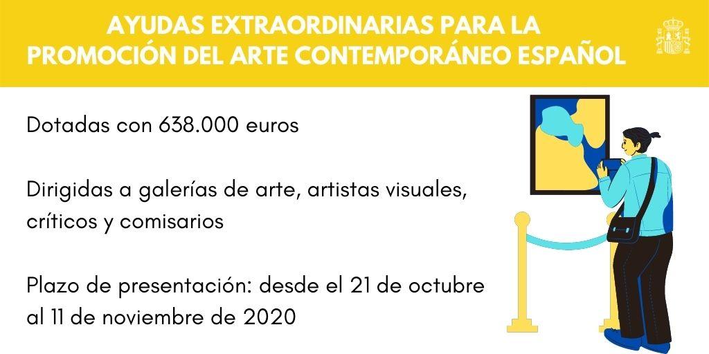 Twitter La Moncloa. Convocatoria de #ayudas extraordinarias...: abre ventana nueva