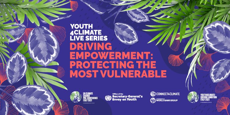 🔴 Watch Ep 5 of #Youth4ClimateLive now on Zoom via: https://t.co/3WwHc8jFoF   Can't make it? 🤔 Don't worry, we'll be tweeting out the link to watch back the full episode shortly! https://t.co/InEYko2ND7