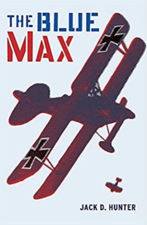 "4:05pm  TODAY on #SonyMoviesAction  The 1966 film🎥 ""The Blue Max"" directed by John Guillermin from a screenplay by David Pursall, Jack Seddon & Gerald Hanley and based on Jack D. Hunter's 1964 novel📖 of that name  Stars George Peppard, James Mason, Ursula Andress https://t.co/HvzHeHWVYO"