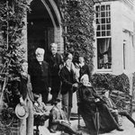 #FlashbackFriday Meet the Montagu family! Henry Montagu Draper founded Lockers Park in 1874, one of the earliest  purpose-built preparatory schools, offering a forward-thinking approach that emphasised attitude and application. 🤓 #privateschool #Hertfordshire #education