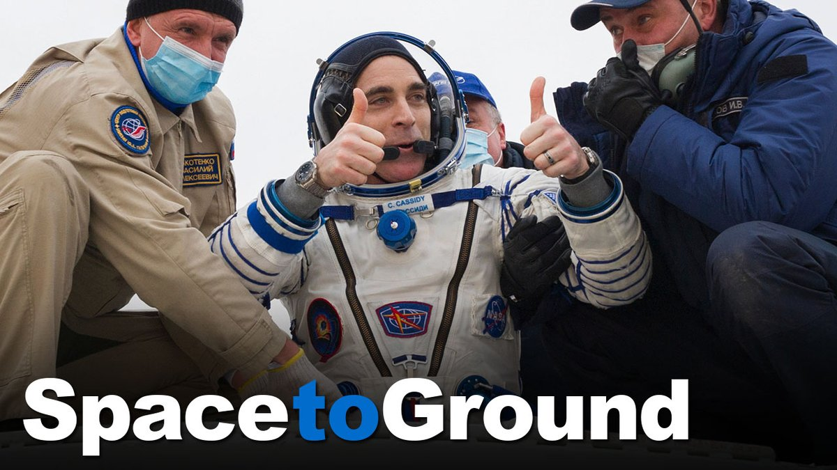 This week marks the beginning of Expedition 64 when the Expedition 63 crew undocked from the station. Students asked if astronauts ever experience a language barrier while aboard the station. #SpaceToGround