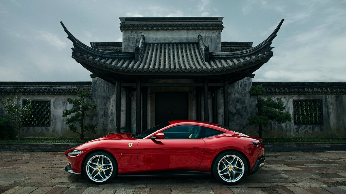 La Nuova Dolce Vita in China: chapter four of the #LaNuovaDolceVita series takes us on an urban adventure through one of #China's most vibrant and bustling cities. #FerrariRoma #Ferrari https://t.co/k9Smuoy5lQ https://t.co/y4HkAronBL