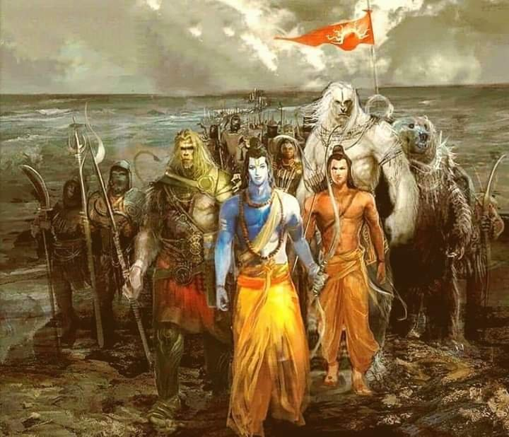 Adharma must understand that in the end, good always triumphs over evil..! https://t.co/NRuco3eRz3