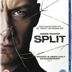 Image for the Tweet beginning: Split blu ray - £4.50