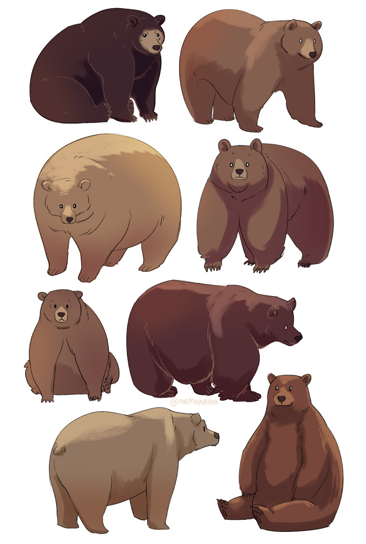 please accept these round bears https://t.co/A3O5gZLeKP