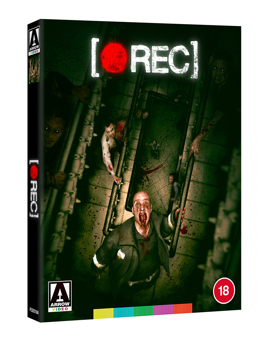 NEW UK TITLE: [REC] (Blu-ray) bit.ly/3dT9Lvj