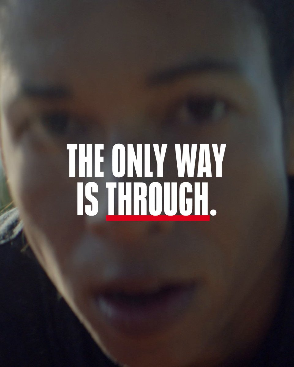 .@aishapraught knows the importance of representation in her sport. That's why she shows up every day to be a better leader than the day before. #TheOnlyWayIsThrough