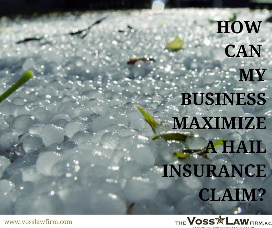 hail damage insurance