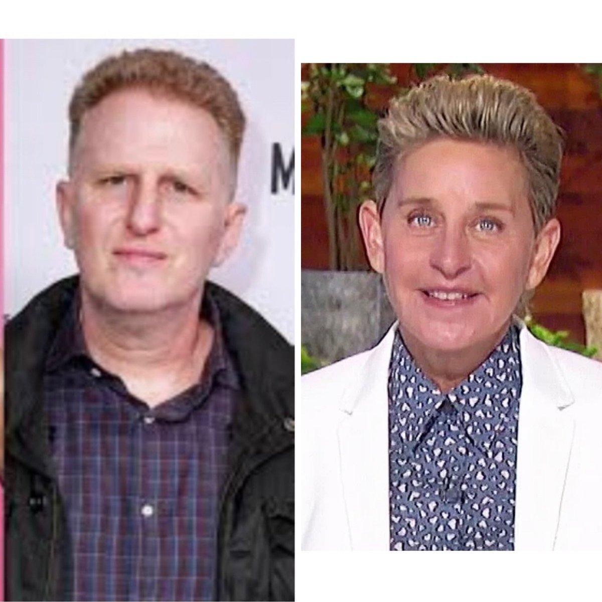 Ellen's new hair cut looks great in these new pics!!  #EllenDeGeneres #Trending #JamesCorden #twitterLOL #funnyfriday #nooffenseiloveyouellen #theellenshow https://t.co/IUZSxrpeEs