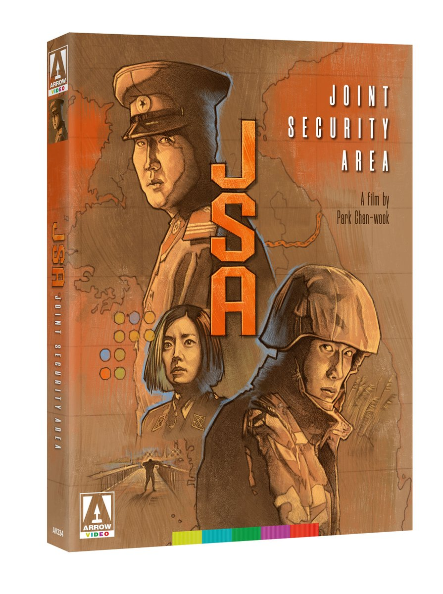 NEW UK/US/CA TITLE: JSA – Joint Security Area (Blu-ray) bit.ly/37ynBSQ