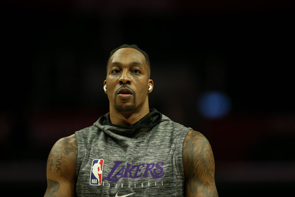 """""""My dad ain't a real dad. He don't even talk to me and he know I'm sad and need him. I'm almost 13 so I can talk now.""""  Dwight Howard's son speaks out.  https://t.co/80IGhPLWh1 https://t.co/f8457suOoc"""