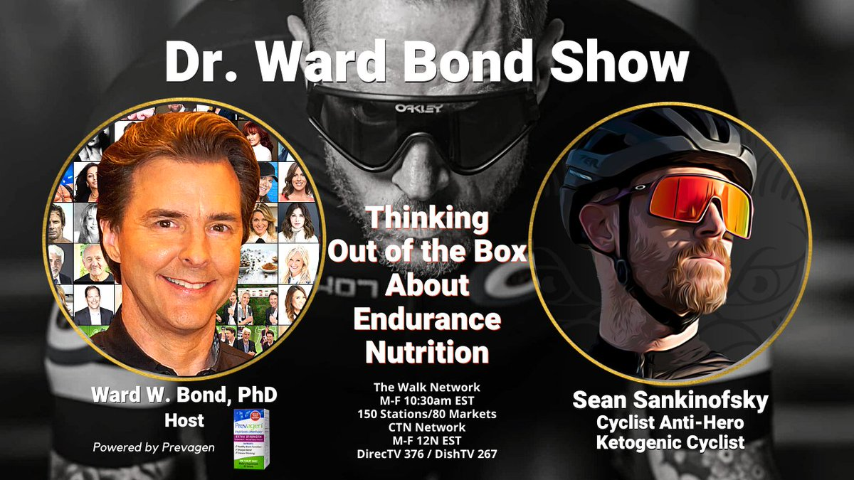 WATCH NOW!! @Sean_Sako @cyclistinblack on #KetoDiet & Endurance Training. A very popular interview!  https://t.co/23BLT0Ou5o #endurancetraining #fitnesstraining #nutrition #keto #cycling https://t.co/FdIwsowPw1