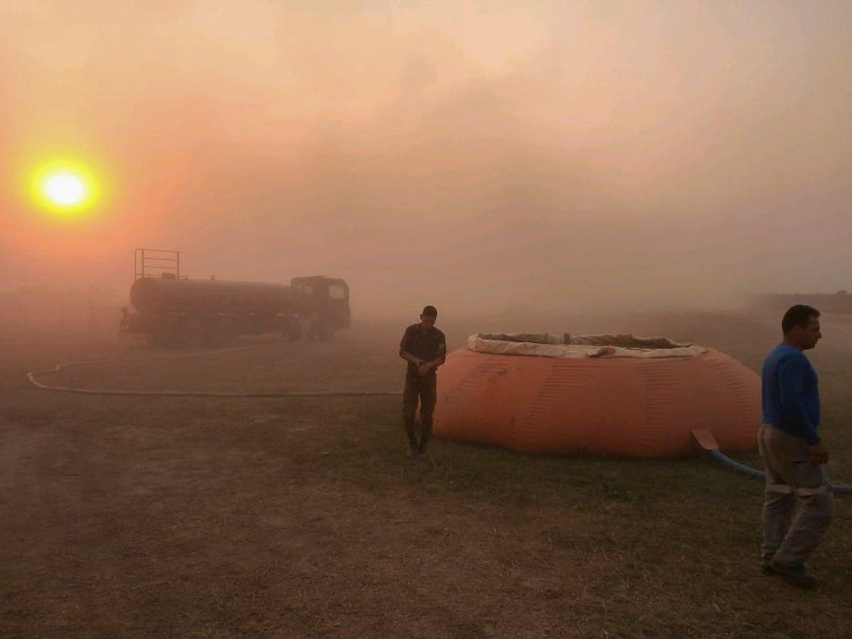 Comando de Fronteira Jauru atua em conjunto no abastecimento de água e salvamento de animais no Pantanal https://t.co/f1Mrve8DYn #BraçoForte #MãoAmiga https://t.co/p0HUoxd8ZR