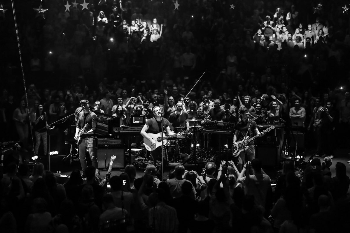 Photo prints from the band's @RoyalAlbertHall show on July 1st 2014 by @christiegoodwin are available now from , with proceeds to this fabled London venue, closed since March. PH