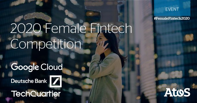 We're delighted to announce the finalists shortlisted for the  #FemaleFintech2020...