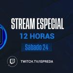 Image for the Tweet beginning: ⭐️ Especial 12 horas de