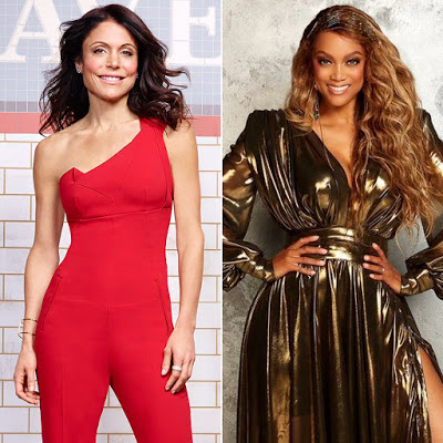 """#DWTS #RHONY Bethenny Frankel Slams Tyra Banks Over Claims She Wants To Ban 'Real Housewives' From Competing On Dancing With The Stars! Tyra Shuts Down Claims; Says """"This Is 100 Percent Untrue"""" https://t.co/e6GKzegdrN https://t.co/CoZwBa7KX7"""