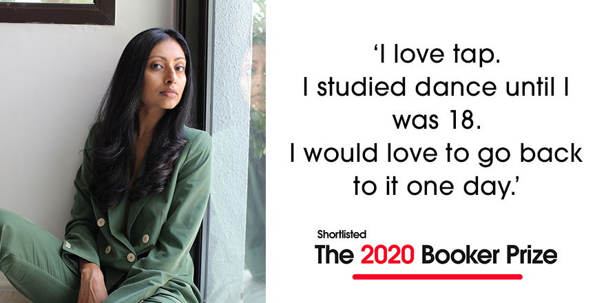 #2020BookerPrize shortlisted author @avnidoshi shares her #FunFactFriday