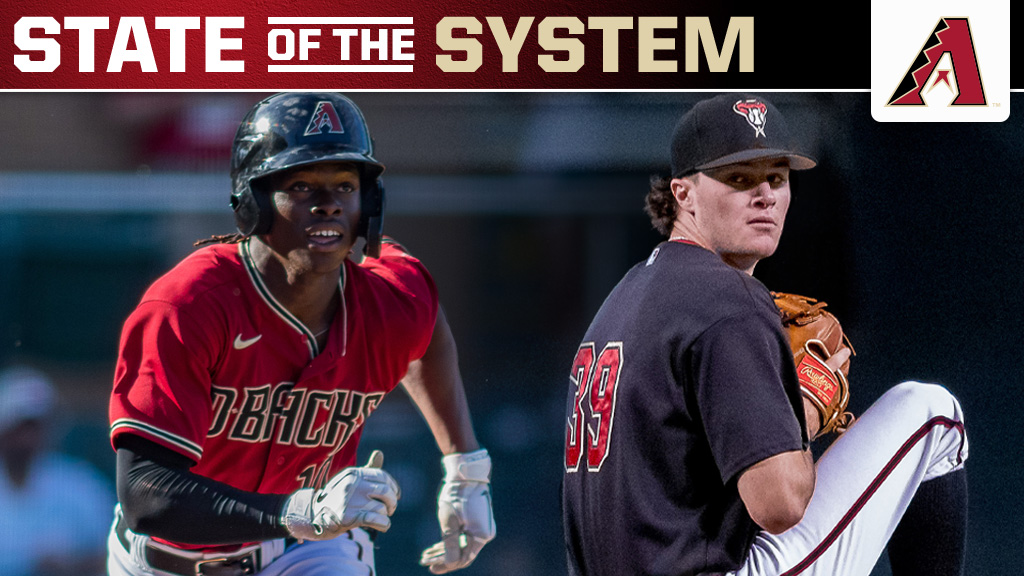 With talent in the outfield and confidence in the pitchers, the #Dbacks have a lot of hope in their farm system.  🐍 https://t.co/wv2JVSpFbF https://t.co/tq8dwCHRgk