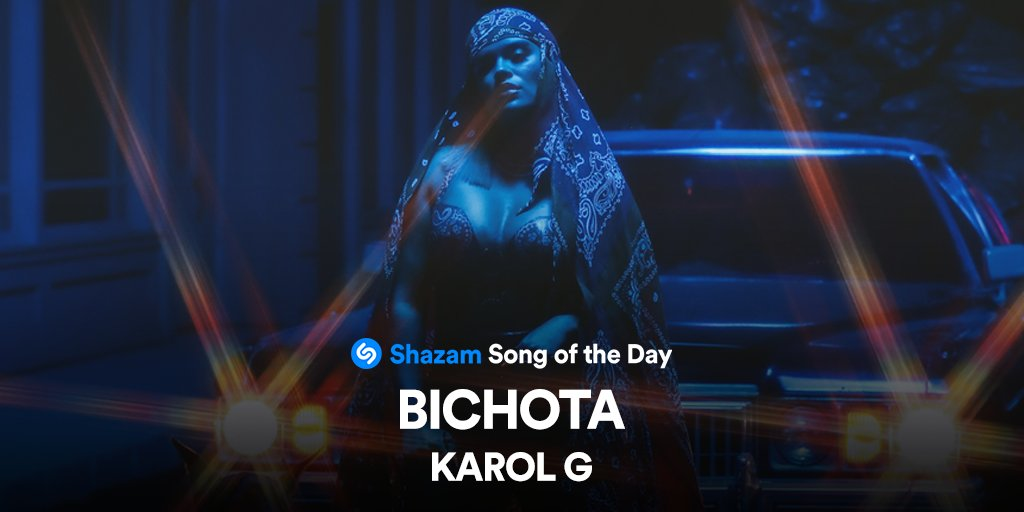 #BICHOTA by @karolg is out now!! Stream our Song of the Day on @AppleMusic: apple.co/2HucxLw 🎉