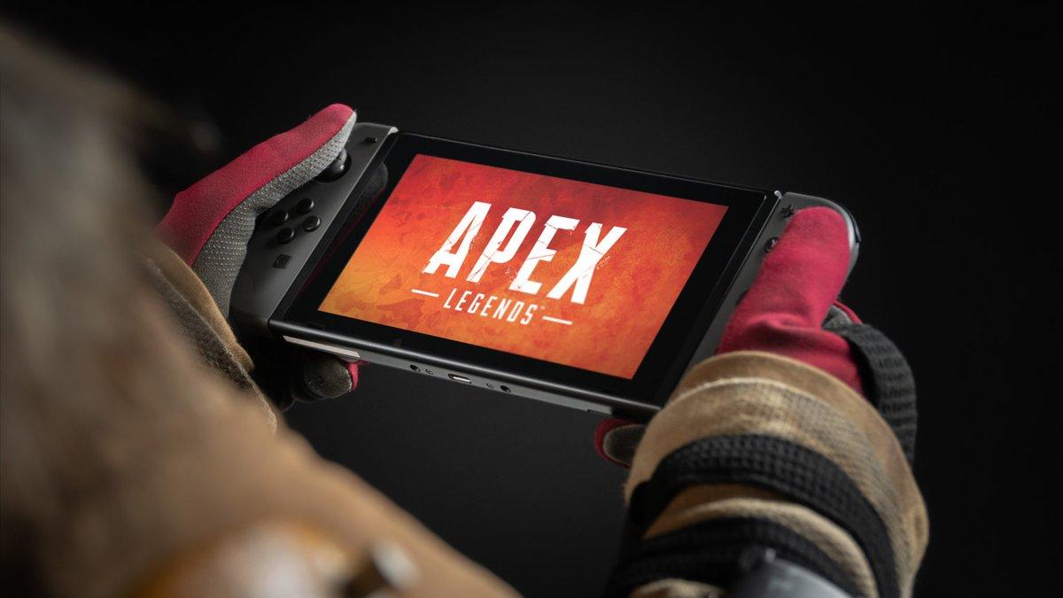 【速報】Nintendo Switch版エーペックスレジェンズのリリースは来年になる可能性が高いとAPEX公式が発表しました。#エーペックスレジェンズ #ApexLegends