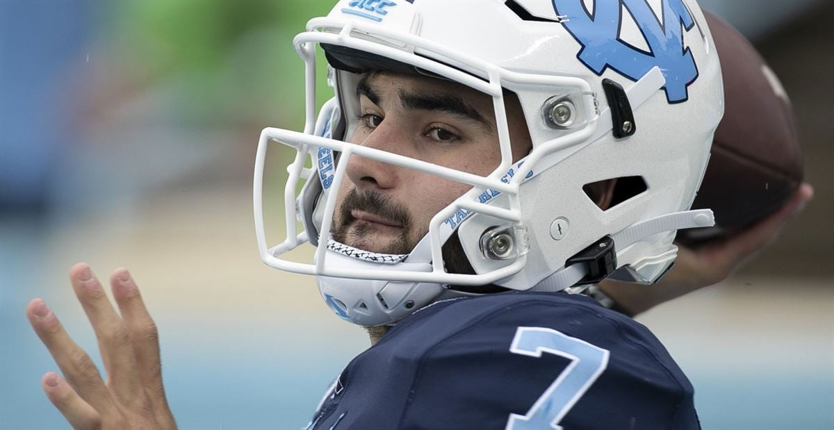 In a rivalry game it is easy for trends to be bucked, so @tvippolis says #UNC's biggest advantage is the key to the game. That's Sam Howell:  https://t.co/mLSudFUyjy https://t.co/ifgbAmYVzJ