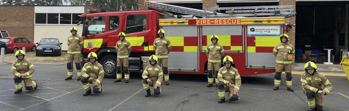 Let's all give a warm welcome to our newest on-call firefighters 👏   They'll be joining fire stations across the county at Billericay, Dovercourt, Frinton, Hawkwell, Saffron Walden, South Woodham Ferrers, Stansted, West Mersea and Wivenhoe.  Read more: https://t.co/fOwYPuTbMZ https://t.co/aiZrxdwEzR
