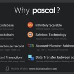 Image for the Tweet beginning: 🎁 1000 $PASC for 5