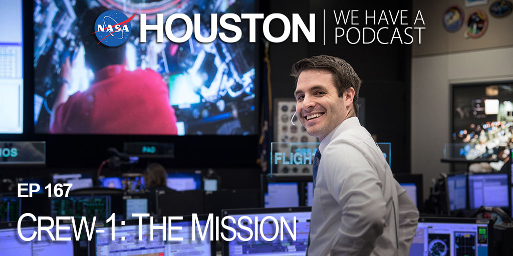 We are readying for #LaunchAmerica! The lead @NASAFltDirector for @NASA's SpaceX Crew-1 mission schools us on planning for this flight and future ones to the @Space_Station on this weeks Houston We Have a Podcast. go.nasa.gov/3dTZkYo