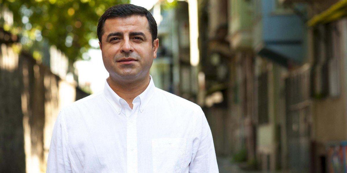 Selahattin Demirtaş (@hdpdemirtas) Edirne F Tipi Cezaevi'nden
