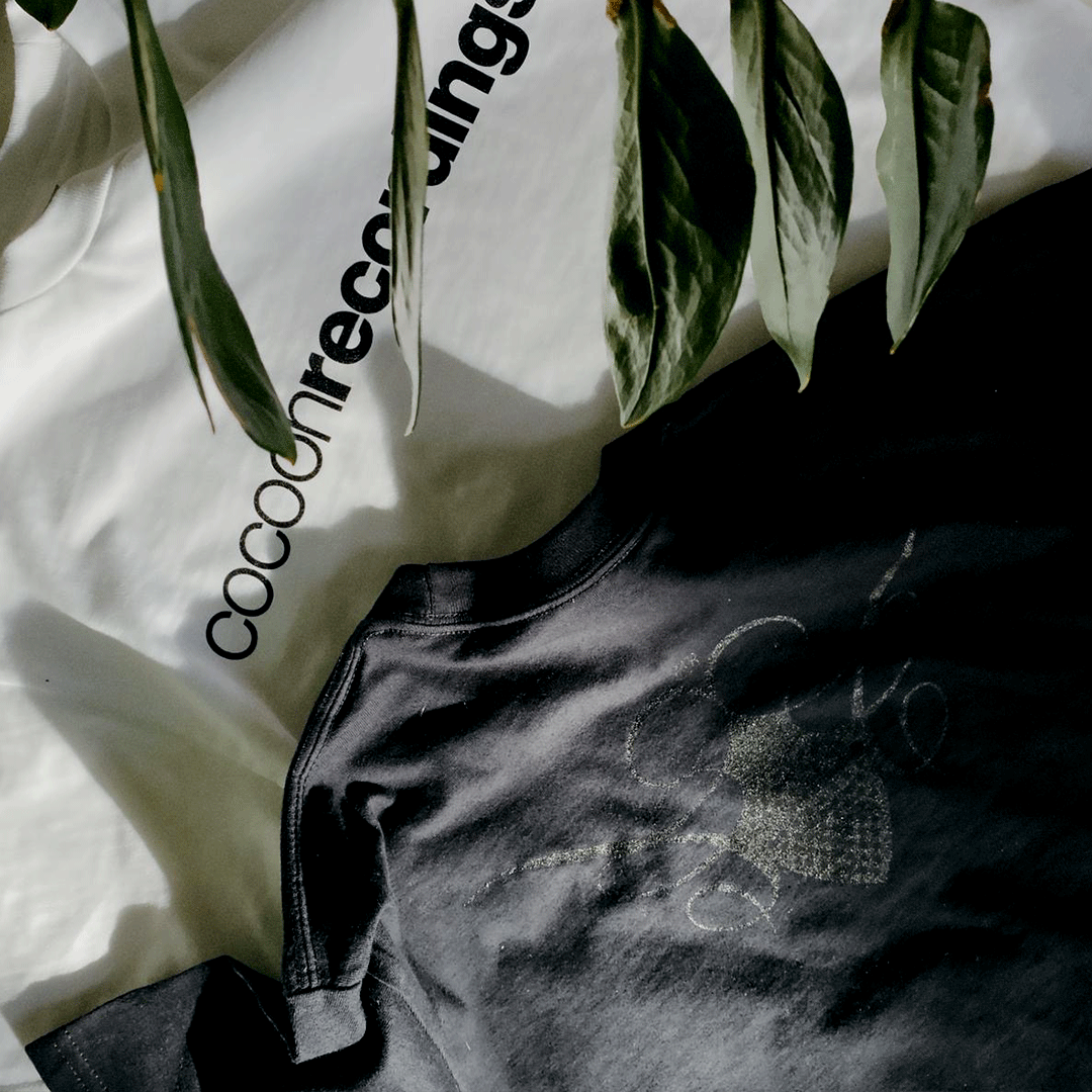 After a long long wait, we're back with a new clothing drop! The sleek and minimalistic Cocoon Recordings Shirt is now available over on our brand new website! Also available in Black and White. Available: cocoon.net/merch