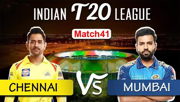 #IPL2020 #CSKvsMI #CCIPL2020  Mumbai Crush Chennai to Reclaim Top Spot  Full Scorecard: https://t.co/RdpVMKvf8W https://t.co/oQkJs8wemG