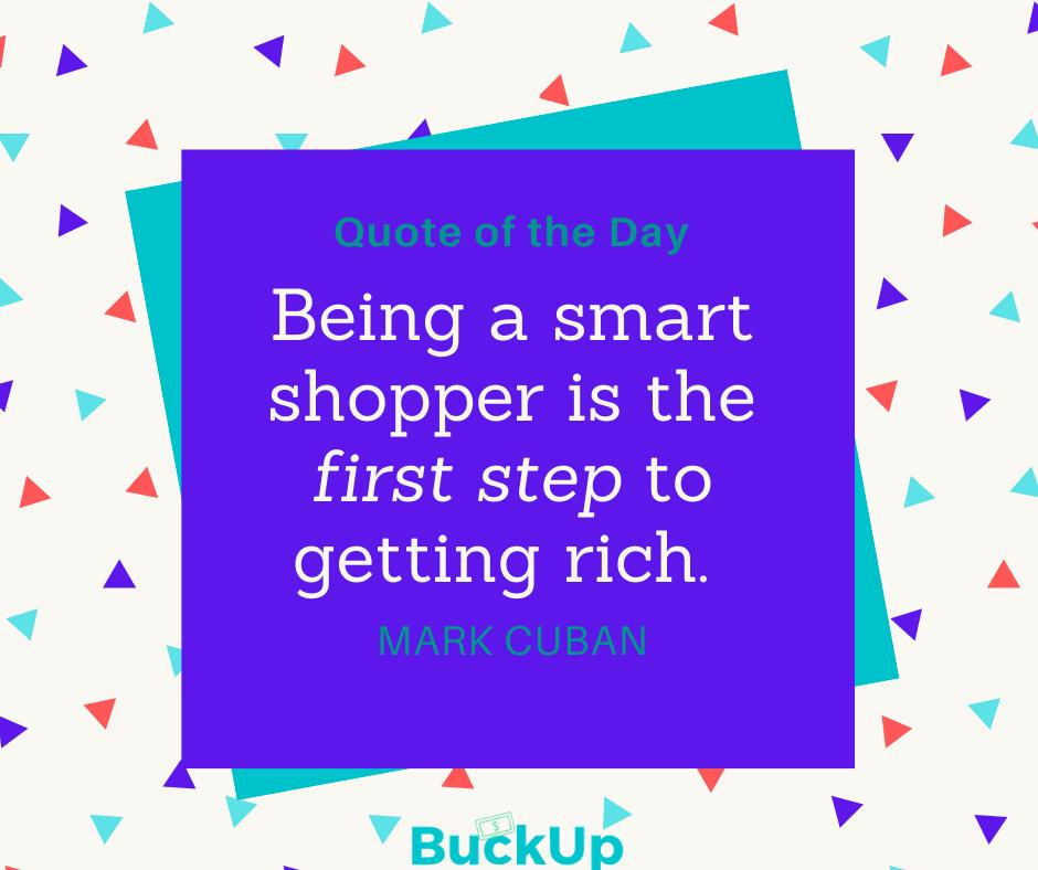 Work hard so you can shop harder.   #Money #Cash #SmartMoney #Savings #CashApp #Bucks #BuckUp #Tuscaloosa #SmartShopper #StepbyStep https://t.co/5qHIyKqZ9F