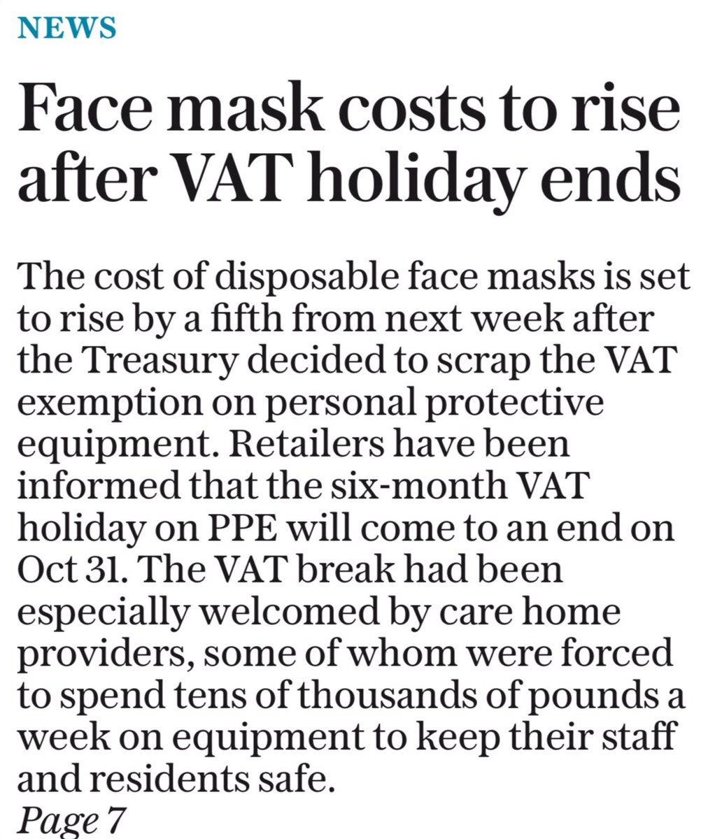 A little reminder who's paying for all of this..   #skypapers #coronavirus #COVID19 #facemasks https://t.co/ioYcW5viJE