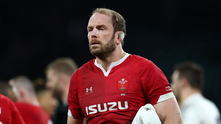 "test Twitter Media - Alun Wyn Jones hopes Wales can help ""lift a nation"" during their six-game autumn schedule: https://t.co/rmgdpbpHHH https://t.co/1QkE8b26ez"