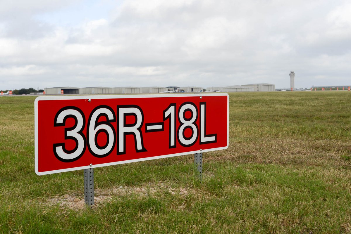 Why is @AUStinAirport messing with their #runway numbers?  https://t.co/IFrjOHTzFd #StuckatTheAirport #Airports #AvGeeks #AirportTwitter https://t.co/1TVx2xxFbB