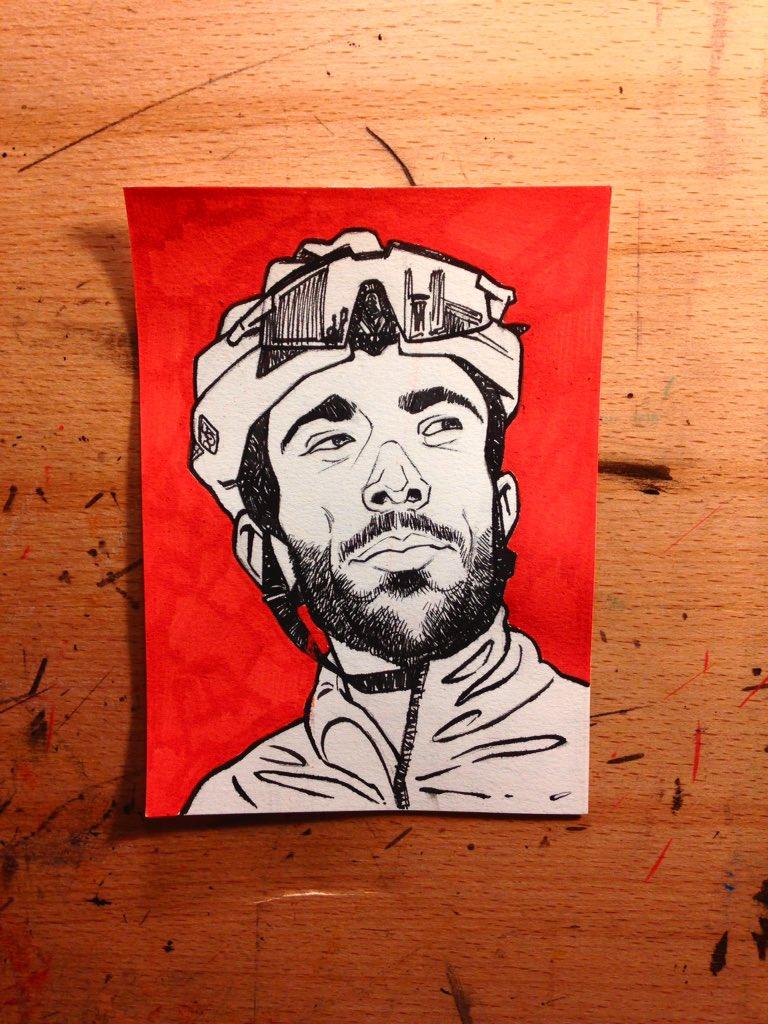 Le figurine de la Vuelta. Figurina #161 S2. Tappa 4, venerdì 23 ottobre 2020: Garray, Numancia - Ejea de los Caballeros. Thibaut Pinot si è ritirato al secondo giorno, il che è sempre un gran peccato. #ciclismo #ThibautPinot #LaVuelta2020 #lefigurinedelavuelta https://t.co/q78KSXegYt