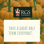Image for the Tweet beginning: Have a great Half Term