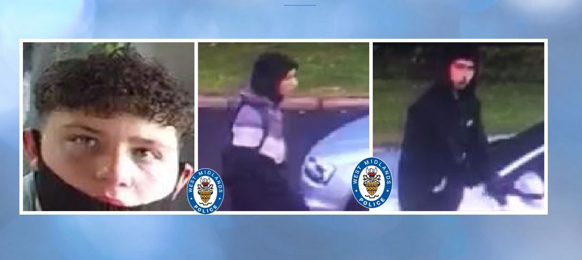 APPEAL   Do you have any idea who these three men are?  We want to speak to them about an attempted robbery in Nethercote Gardens, Shirley, Solihull at around 10am on Monday (19 October). https://t.co/kKTtQMqg1M