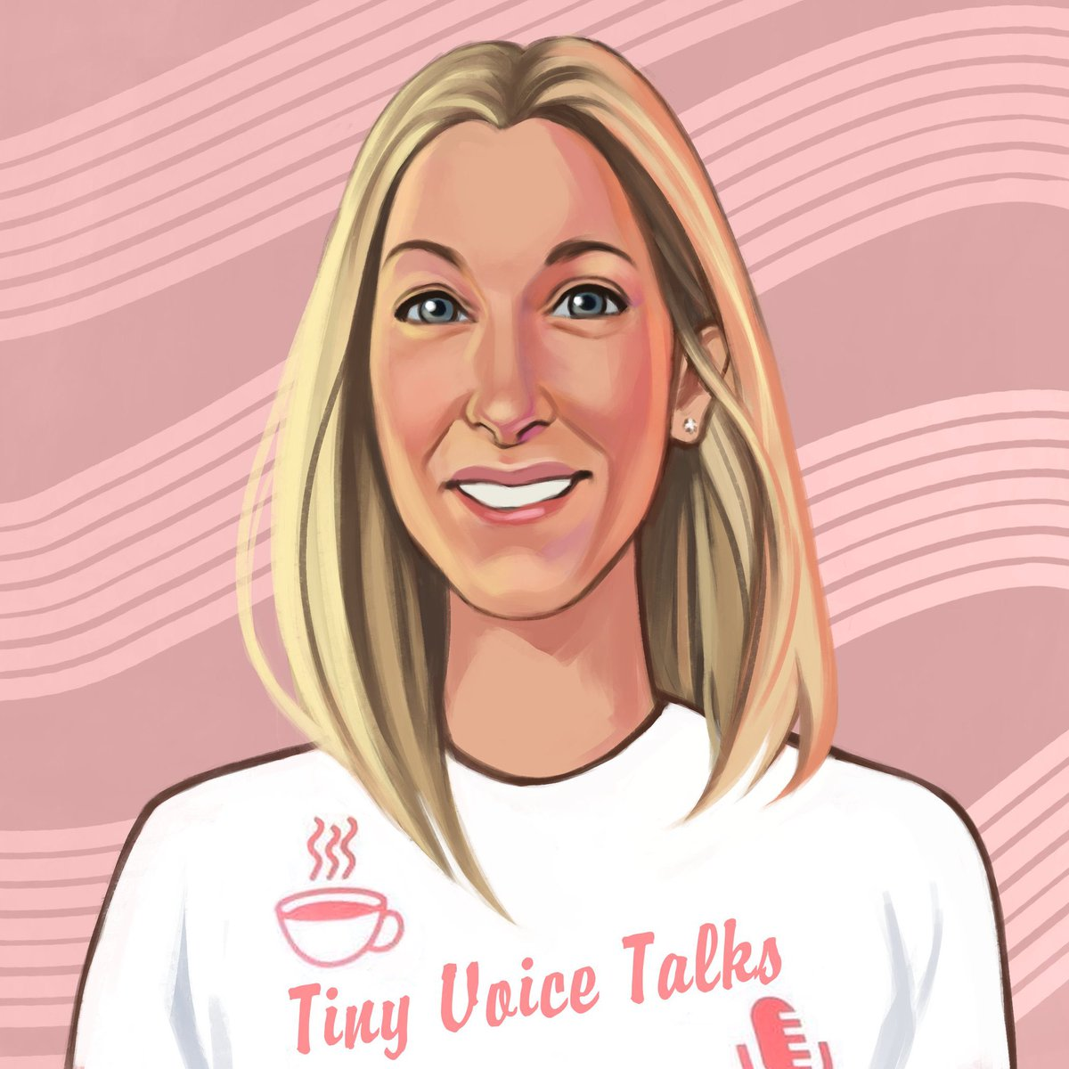 @TheCovatar have gone one better and changed the t-shirt to the name of my podcast. Yay! ❤️❤️❤️