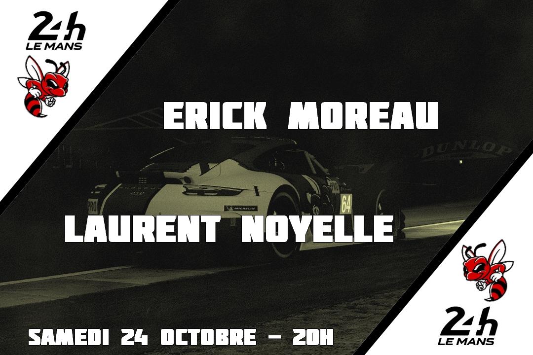 >>>PARTICIPATION ENDURANCE<<<  Deux équipages participeront aux 6h iLMS sur le mythique circuit des 24h du Mans qui se déroulera de nuit...  #001 LMP2  Jérémy Bausseron - Sébastien Daoudal  #002 GTE (Porsche) Erick Moreau - Laurent Noyelle  Courage à nos pilotes. 💪🔴⚪️ https://t.co/8li9tz70zq