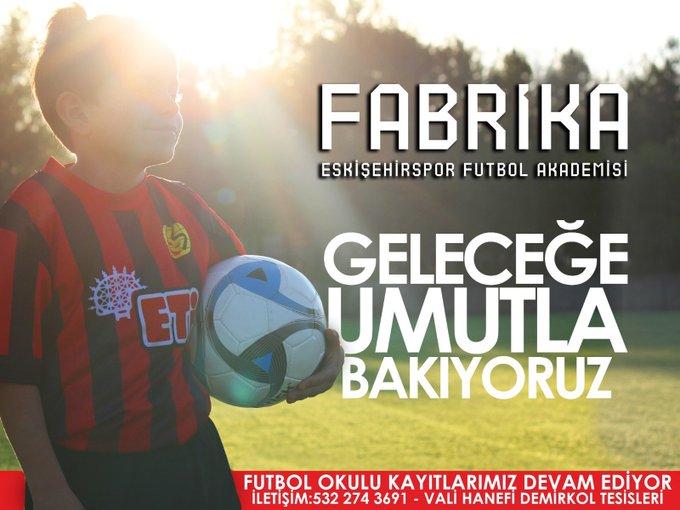 Eskişehirspor'da ücretsiz kayıt