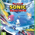 Image for the Tweet beginning: Team Sonic Racing - £9.99