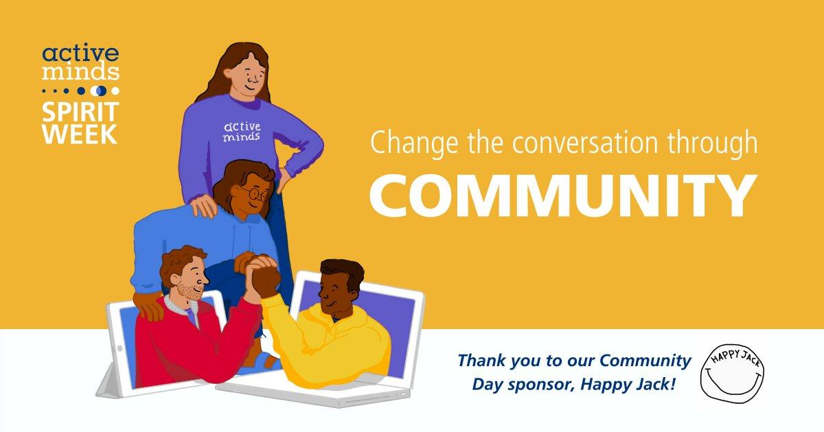 Huge thank you to our Community Day sponsor Happy Jack! 🤗 https://t.co/dswFxnSxav