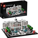 Image for the Tweet beginning: LEGO 21045 Architecture Trafalgar Square